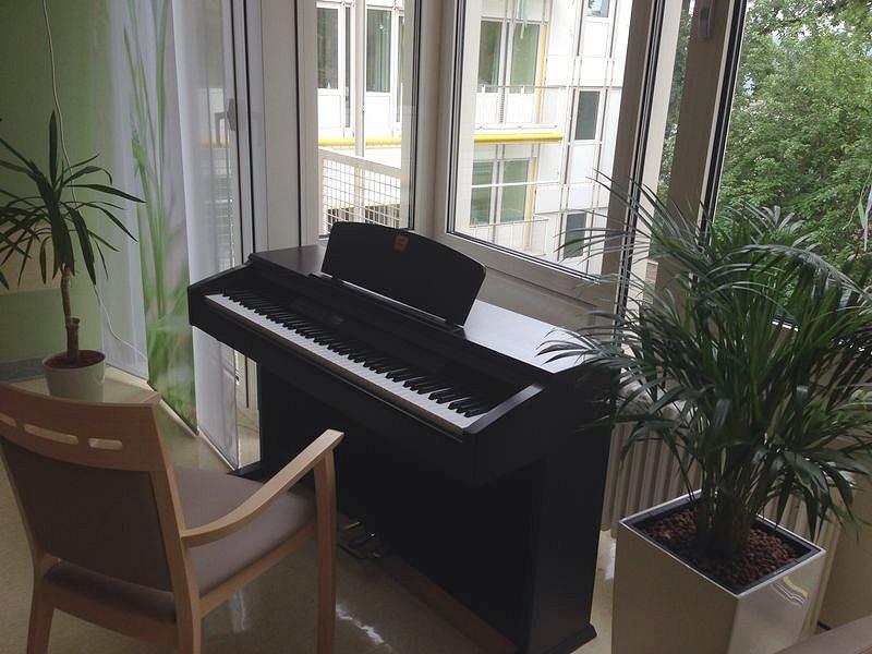Foerderverein der palliativstation am universit tsklinikum for Zimmer 7 mannheim